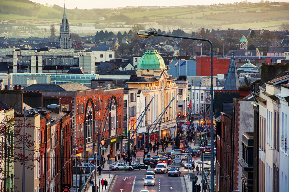 AI Is Virus Antidote as Ireland Leverages Data