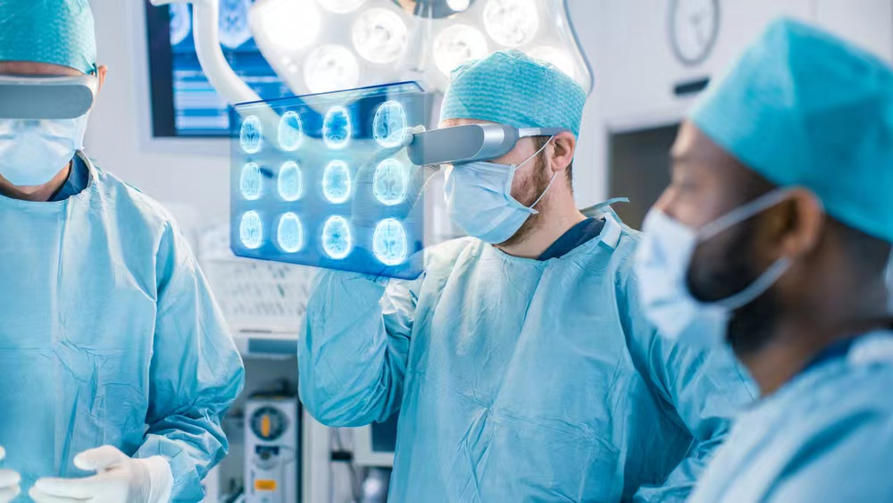 AI, VR Team to Spruce Up Healthcare Sector